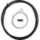 capgo BL Brake Cable For Shimano / Sram Road black